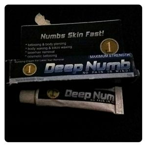 Deep Numb cream